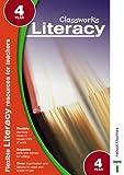 Classworks Literacy Year 4, Sue Plechowicz, 0748773258
