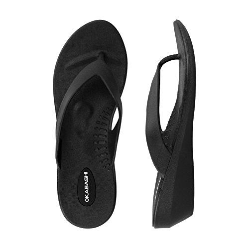 Pictures of Okabashi Womens Lakeside Thong Flip Flop Sandals 1 EA 2