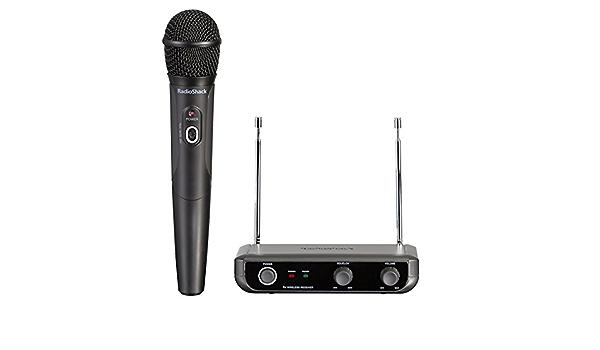 Radioshack – 170 MHz Sistema de micrófono