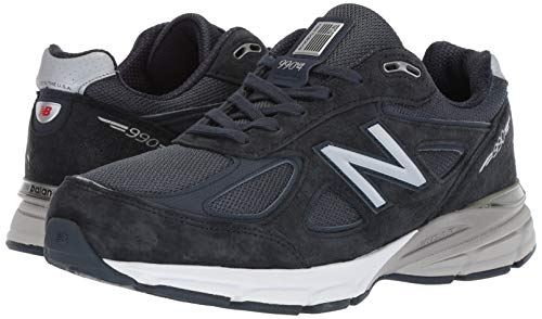New Balance Men's Made in Us 990 V4 Sneaker