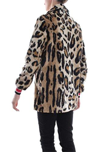 Pinko 1G12NJ-Y3LA Pelliccia Donna Maculata 42  Amazon.it  Abbigliamento a300ddc7f76