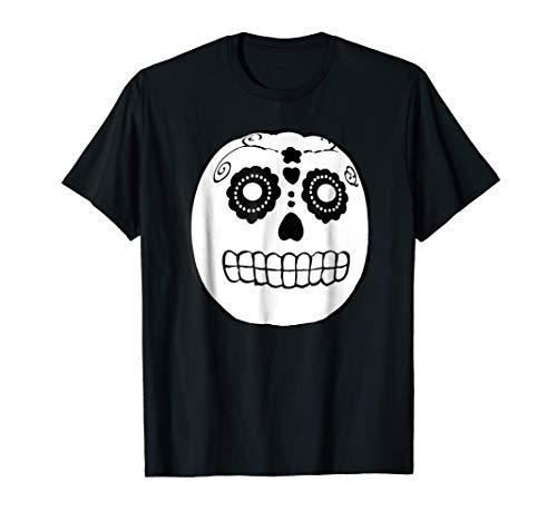 Cute Halloween Pumpkin Face Mask T-shirt Women Men Kids