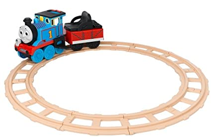 thomas & friends battery operated track rider