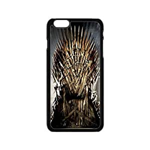 LINGH game of thrones chair Phone Case for iPhone 6 plus 5.5