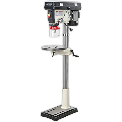 Find Cheap SHOP FOX W1680 1-Horsepower 17-Inch Floor Model Drill Press