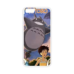 My Neighbor Totoro For iPhone 6 Plus 5.5 Inch Cases Cover Cell Phone Cases STL552291