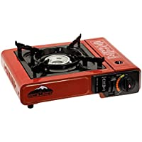Camp Chef Butane Matchless Ignition Single Burner Camp Stove
