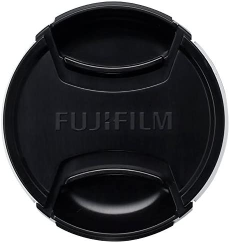 Nw Direct Microfiber Cleaning Cloth for Fujifilm X-A2 Lens Cap Side Pinch 58mm + Lens Cap Holder