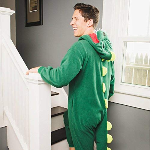 Emolly Adult Animal Onesie Costume for Adults