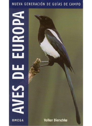 Descargar Libro Aves De Europa.nueva Generacion V. Dierschke