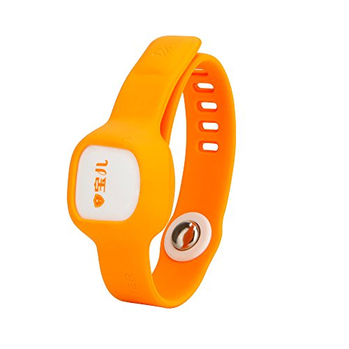 Thermometer Temperature Gauge Bluetooth Smart Wrist Bracelet Watch Thermometer Watch For Baby, Children Connect with Smart Phone APP by Bluetooth Datum Recorder
