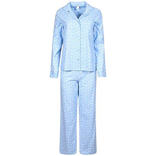 SMG - Ensemble de pyjama - Femme bleu bleu