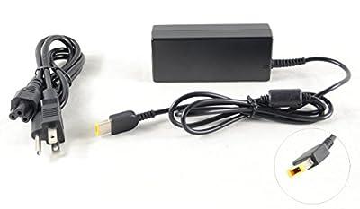 V-markable 20V 3.25A 65W Laptop Ac Adapter Battery Charger Power cord for IBM Lenovo Yoga 13 Yoga 11S Yoga 2 Z505 Z580 K2450 K4450 K4350 K4350A V4400U Laptops from V-markable