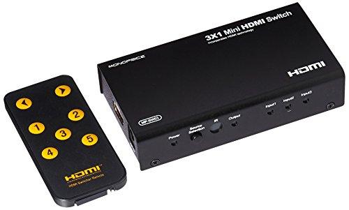 Monoprice 108202 Mini Switch Remote