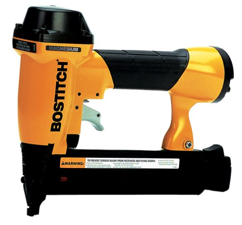 BOSTITCH BT125 5 8-Inch to 1-1 4-Inch 18 Gauge Brad Nailer