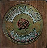 AMERICAN BEAUTY LP (VINYL) UK WARNER BROS 1971