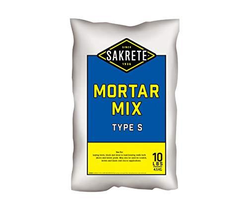 - SAKRETE OF NORTH AMERICA 110210 10 lb Mortar Mix