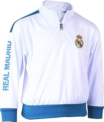 Real Madrid RMA-SE-8001 BC/B - Chándal Infantil, Spanish Football ...