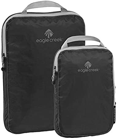 Eagle Creek Pack-it Specter Compression Cube Set White//Strobe