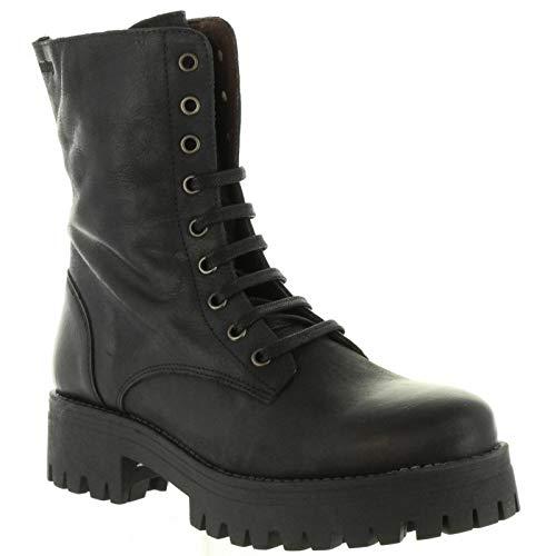Negro Pour Mtng Bottes Femme 57846 C40950 nXaU0Wx