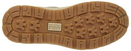Aigle Tenere Light W - Zapatos de Low Rise Senderismo Mujer Verde (Kaki)