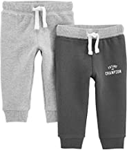 Simple Joys by Carter's Baby and Toddler Boys' 2-Pack Athletic Knit Jogg