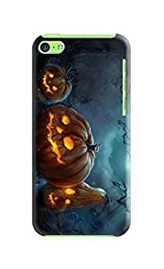 Durable fashionable New Style Halloween TPU Phone Protection Case/cover Designed for iphone 5c