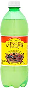 Amazon.com : D&G Old Jamaican Ginger Beer 20 oz (Pack of ...