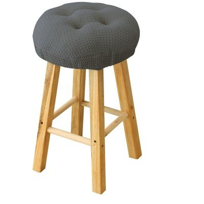 12.5u0026quot; Round Padded Bar Stool Cover Cushion, Suitable For  12u0026quot; 13u0026quot;