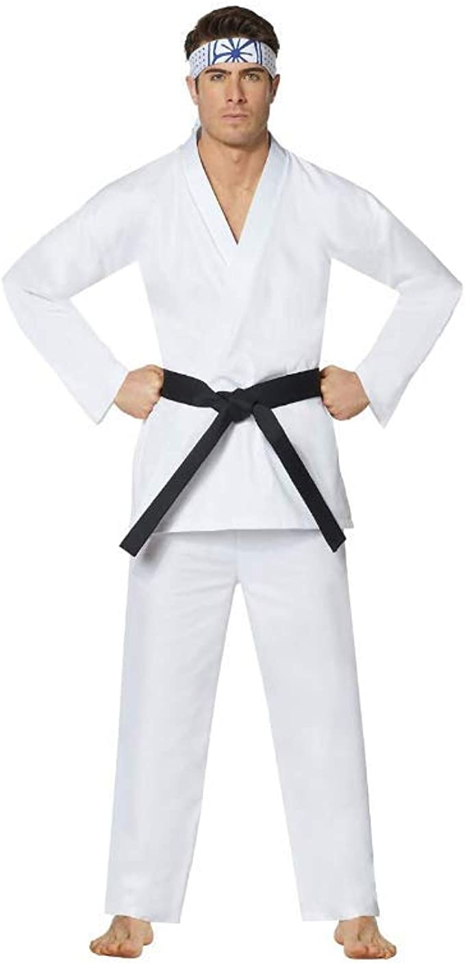 Karate Kid Movie Martial Arts Halloween Costumes