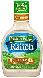 Hidden Valley Original Ranch Dressing, Buttermilk , 24 Fluid Ounce Bottle
