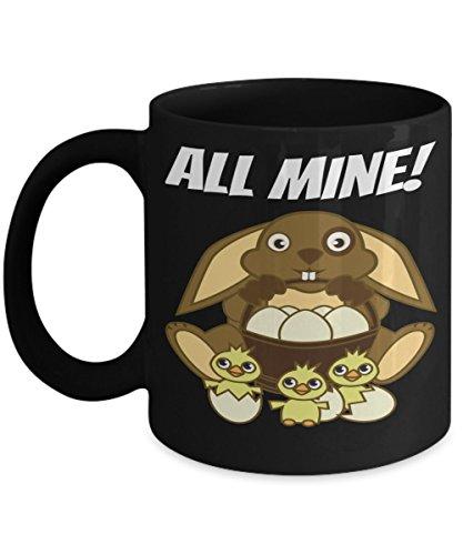 Mug Cup Black Ceramic with Funny sayings Mug For Husband and