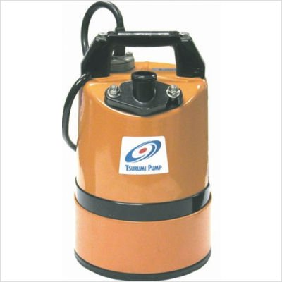 Tsurumi LSC1.4S-61 Submersible Residue Pump, 3/4'' 2/3 HP