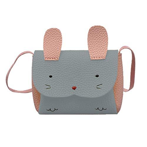 Lioder Children Portable Mini Animal Pattern Single Strap Square Buckle Shoulder Bag Shoulder Bags