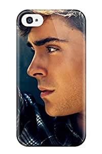 New FzIdoMM3632dIwyc Zac Efron Tpu Cover Case For Iphone 4/4s