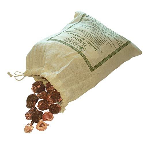 1 Kg (2.2 Pounds) Salveo Indian Soap Nuts Eco-Friendly Laundry Detergent