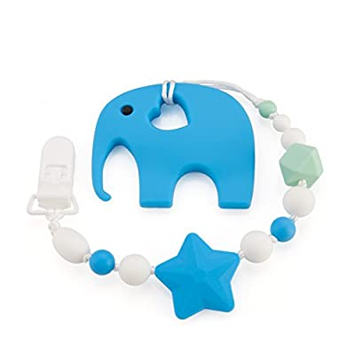 Baby Feeding and Teething Gift Set by Baby elefun that we recomend personally.