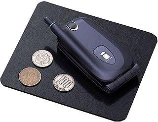 Carmate No-Slip Car Coin Tray