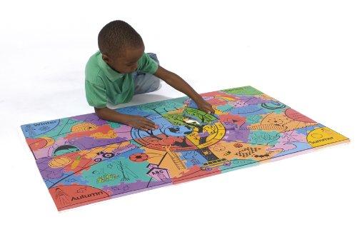 Four Seasons Floor Puzzle - 9