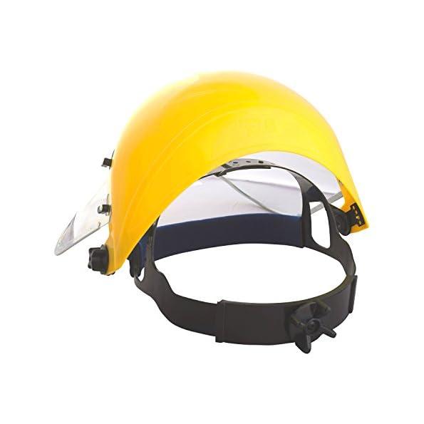 Viwanda-Gesichtsschutz-mit-aluminiumverstrkten-Visier-EN-166