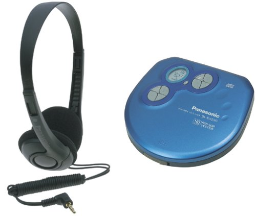 Panasonic SL-SX290 Portable CD Player by Panasonic (Image #1)
