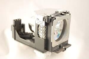 Rangeolamps–Lámpara de proyector con carcasa para Sanyo PLC-XU101POA-LMP111