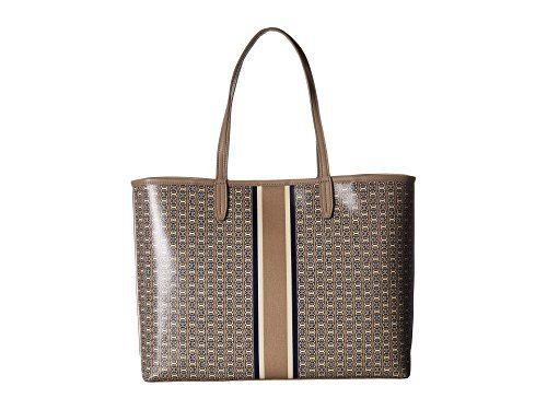 Tory Burch Gemini Link Tote   French Gray