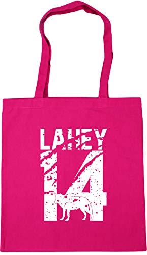 10 14Tote 42cm Lahey x38cm Shopping litres Bag Beach HippoWarehouse Gym Fuchsia PnO8qqRw