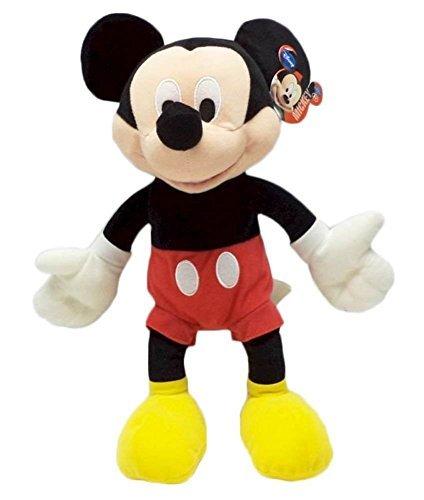 "Disney Mickey and Minnie Plush Dolls (15"") (Mickey Mouse)"