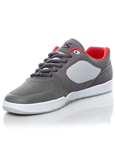 És Schuh Swift 1.5 Grau-Light Grau-Rot (41 Eu / 8 Us , Grau)