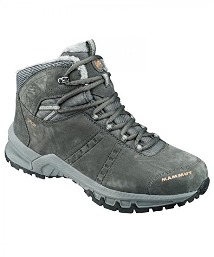 Mammut Roseg Mid GTX Men - wasserdichte Wanderstiefel - graphite/timber