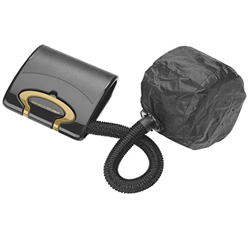 hot and gold bonnet hair dryer - 1