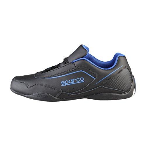 Sparco Jerez - - Hombre Negro / Azul