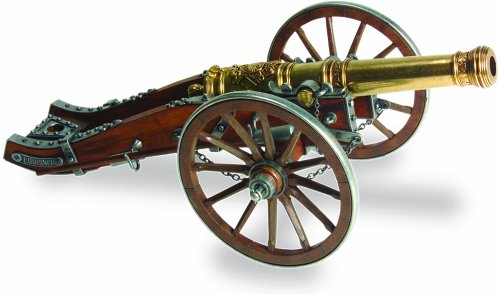 Denix Civil War Miniature Louis XIV Cannon
